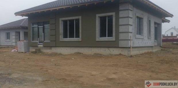 Строительство дома и бани под ключ
