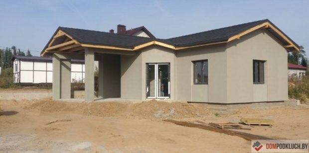 Строительство гостевого дома под ключ