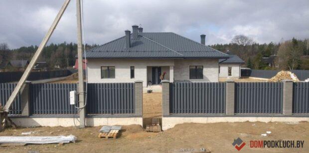Строительство дома и бани с внутренней отделкой